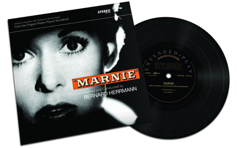 Marnie soundtrack