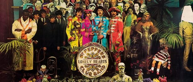 Deluxe 50th Anniversary Edition Of Sgt Pepper Announced