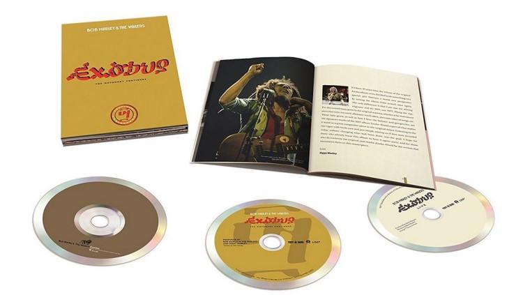 Exodus 40th anniversary edition
